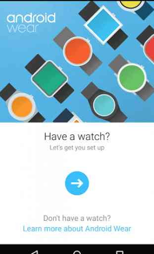 Android Wear - Smartwatch 2