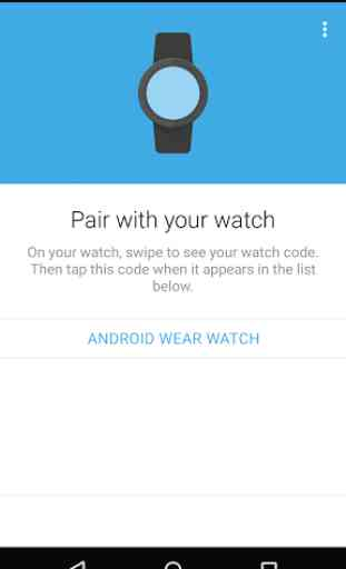 Android Wear - Smartwatch 3