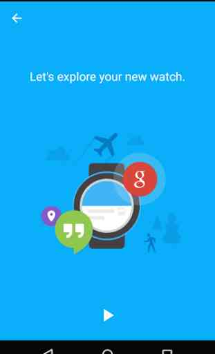 Android Wear - Smartwatch 4