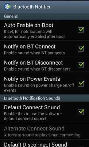 Bluetooth Notifier 2