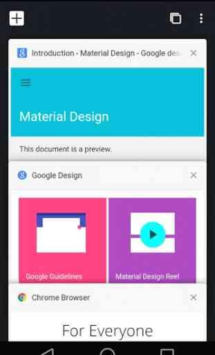 Chrome Browser - Google 1