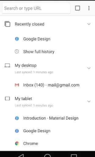 Chrome Browser - Google 4