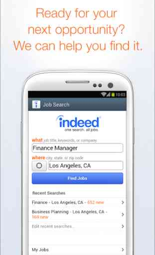 Indeed Job Search 1
