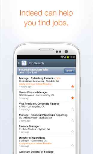 Indeed Job Search 2