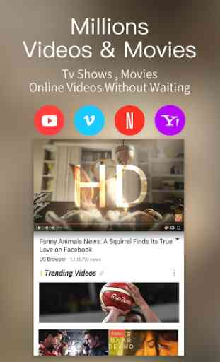 UC Browser - Fast Download 4