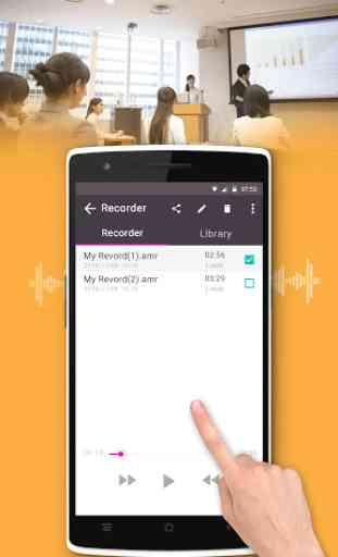 Voice Recorder 4