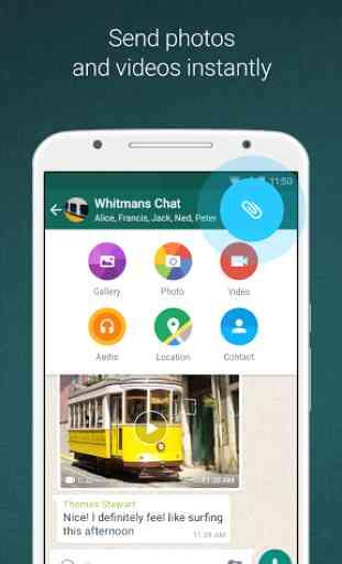 WhatsApp Messenger 2