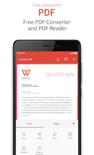 WPS Office + PDF 4