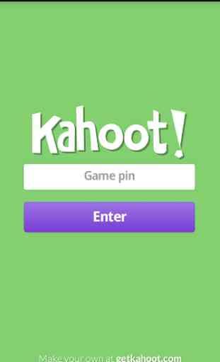 Kahoot! 1