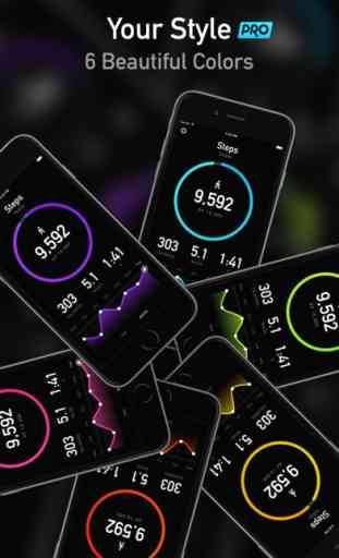 StepsApp Pedometer & Step Counter image 4