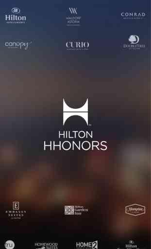 Hilton Honors image 1