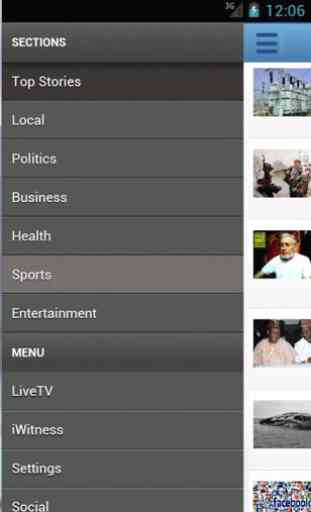 ChannelsTV Mobile for Androids 4