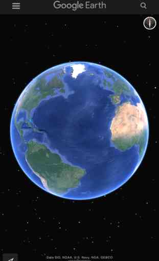 Google Earth (iOS/Android) image 1