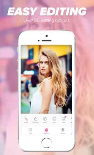 BeautyPlus (Android/iOS) image 2