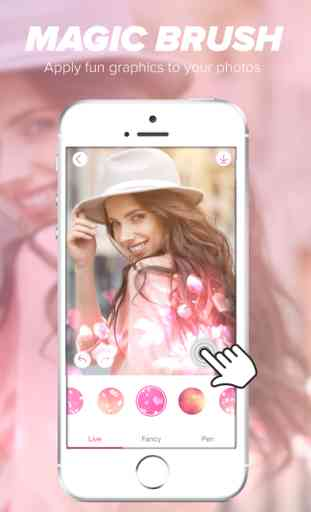 BeautyPlus (Android/iOS) image 4
