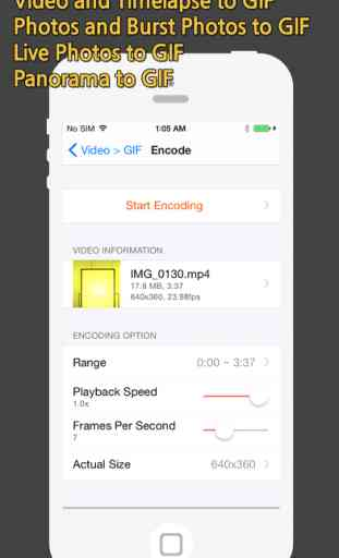 GIF Toaster (iOS/Android) image 1