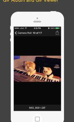GIF Toaster (iOS/Android) image 4