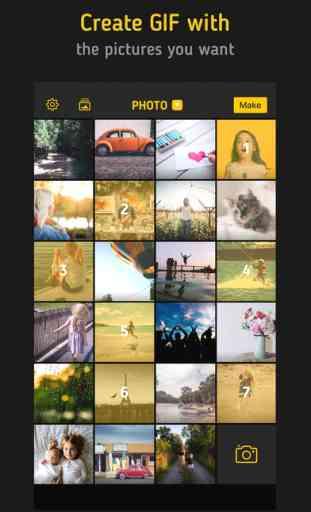 ImgPlay- GIF Maker (iOS/Android) image 2