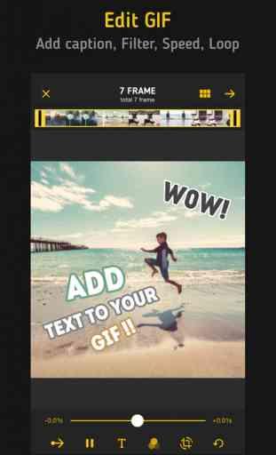 ImgPlay- GIF Maker (iOS/Android) image 3