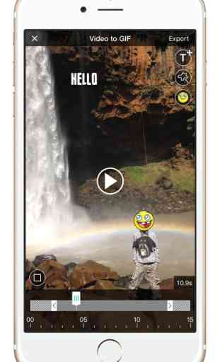 Video to GIF (iOS) image 2