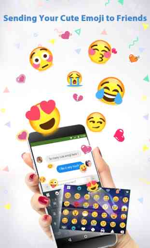 Emoji Keyboard ♥ 2