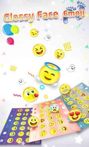 Emoji Keyboard ♥ 3