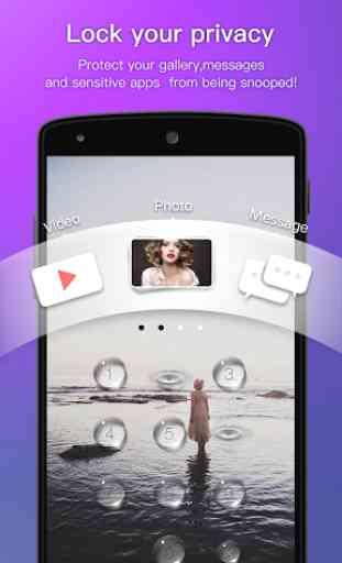 Lock Screen & AppLock Security 2