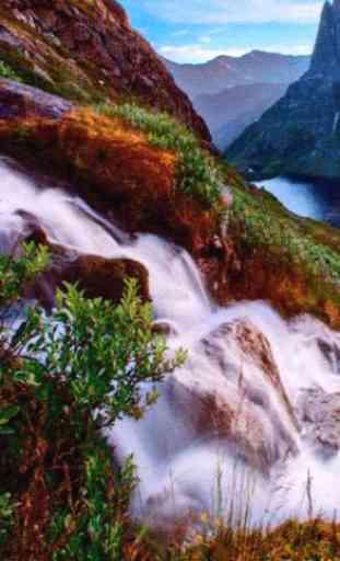 Waterfall Live Wallpaper 3