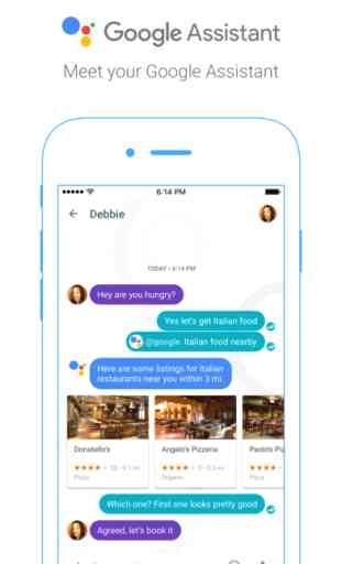 Google Allo — smart messaging 4