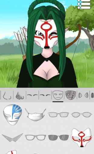 Avatar Maker: Anime 3