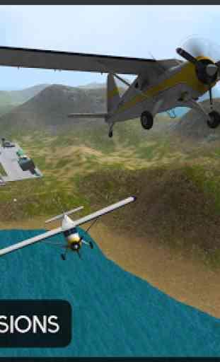 Avion Flight Simulator ™ 2015 2