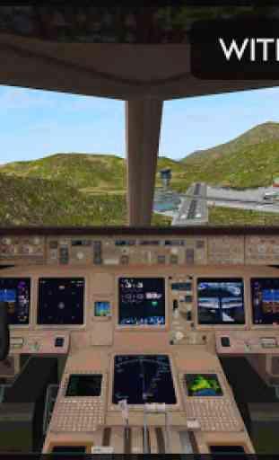 Avion Flight Simulator ™ 2015 4
