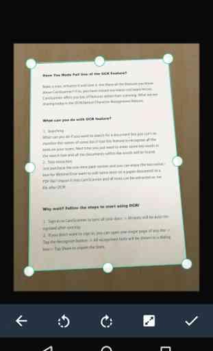 CamScanner -Phone PDF Creator 2