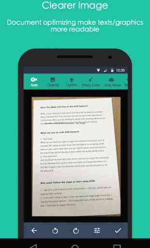 CamScanner -Phone PDF Creator 3