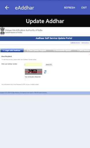 e-Aadhaar,Passport, PAN Card 2
