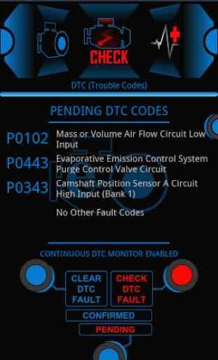eCar PRO (OBD2 Car Diagnostic) 1