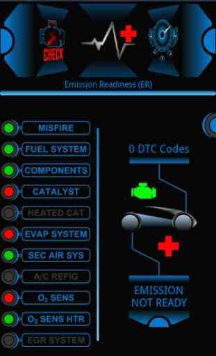 eCar PRO (OBD2 Car Diagnostic) 2