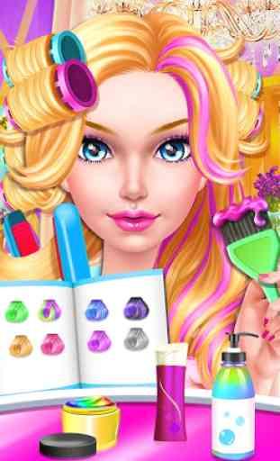 Fashion Doll - Hair Salon 1