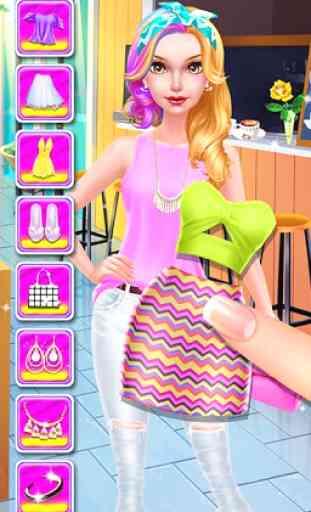 Fashion Doll - Hair Salon 3