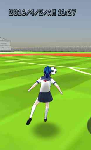 High School Simulator GirlA 2