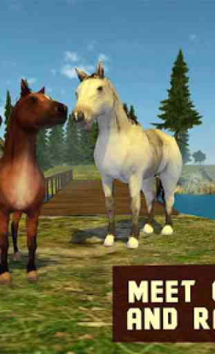 Horse Life Survival Simulator 2
