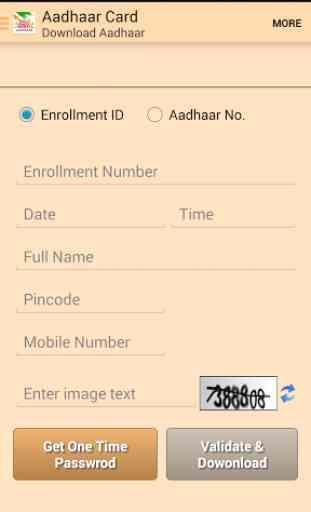 Instant Aadhaar Card 4