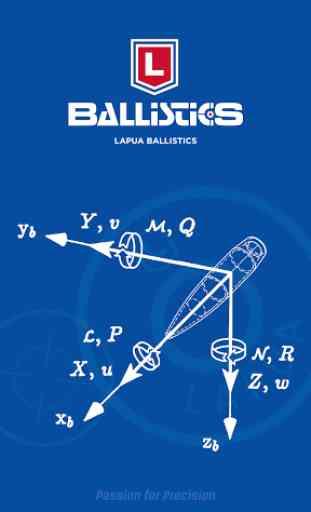 Lapua Ballistics 1