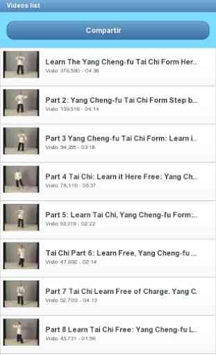 Learn Tai Chi 4
