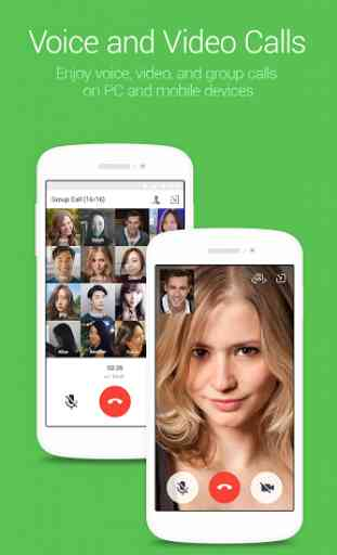 LINE: Free Calls & Messages 2