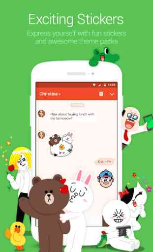 LINE: Free Calls & Messages 3