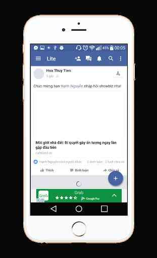 Lite For Facebook Pro 4