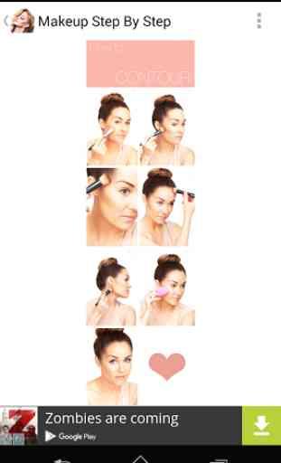 Makeup Step By Step 3