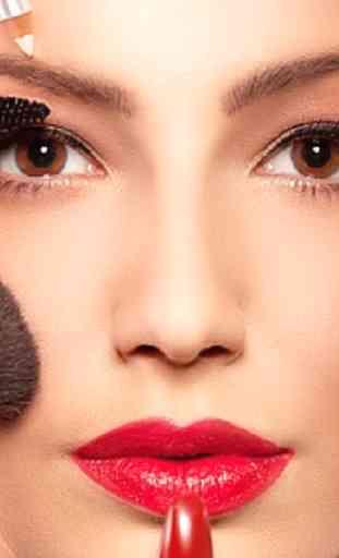 Makeup (Step by Step) 2