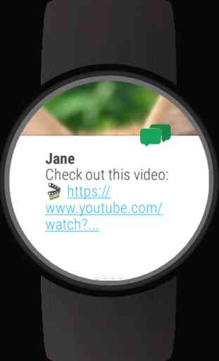 Messages for Android Wear 2